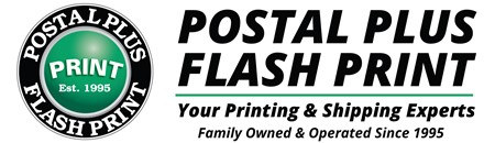 Postal Plus / Flash Print, Suwanee GA